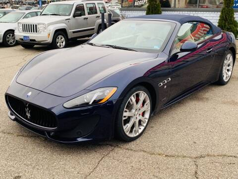 2015 Maserati GranTurismo for sale at Mack 1 Motors in Fredericksburg VA