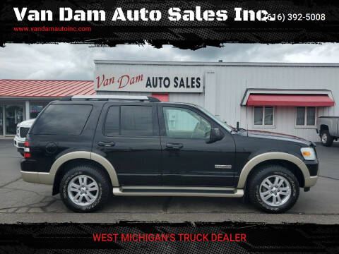 2006 Ford Explorer for sale at Van Dam Auto Sales Inc. in Holland MI