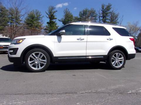 2016 Ford Explorer for sale at Mark's Discount Truck & Auto Sales in Londonderry NH