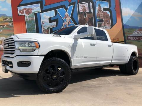 2019 RAM Ram Pickup 3500 for sale at Sparks Autoplex Inc. in Fort Worth TX