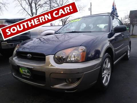 2005 Subaru Impreza for sale at Oak Hill Auto Sales of Wooster, LLC in Wooster OH