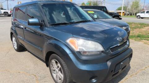 2011 Kia Soul for sale at RIVERSIDE CUSTOM AUTOMOTIVE in Mc Minnville TN