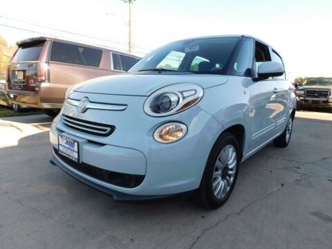 2014 FIAT 500L for sale at AMD AUTO in San Antonio TX