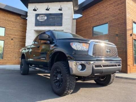 2010 Toyota Tundra for sale at Hamilton Motors in Lehi UT