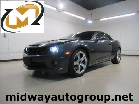 2011 Chevrolet Camaro for sale at Midway Auto Group in Addison TX