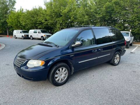 2005 Chrysler Town and Country for sale at MJ AUTO BROKER in Alpharetta GA