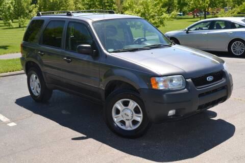 2003 Ford Escape for sale at GLADSTONE AUTO SALES    GUARANTEED CREDIT APPROVAL in Gladstone MO