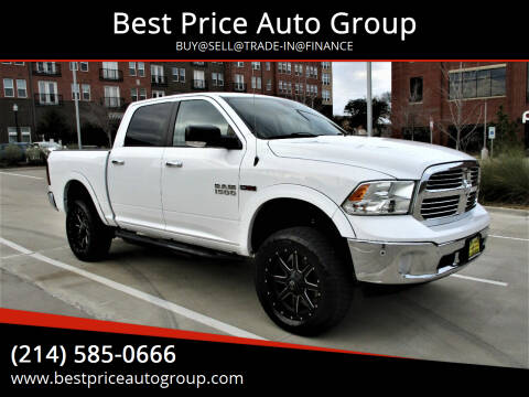 2016 RAM Ram Pickup 1500 for sale at Best Price Auto Group in Mckinney TX