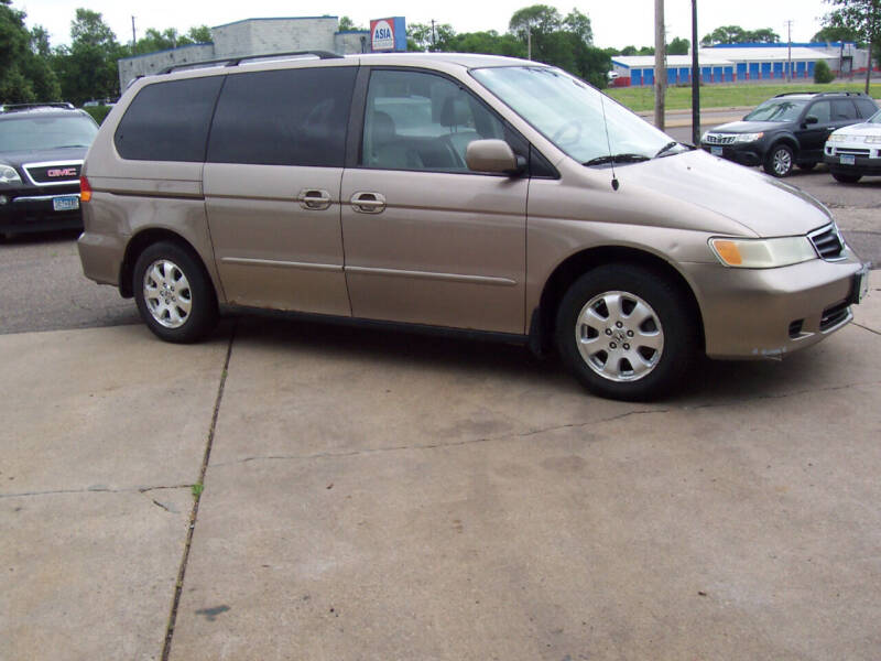 2003 Honda Odyssey for sale at TOWER AUTO MART in Minneapolis MN