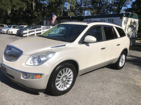 2010 Buick Enclave for sale at Auto Cars in Murrells Inlet SC