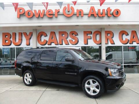 2009 Chevrolet Suburban for sale at Power On Auto LLC in Monroe NC