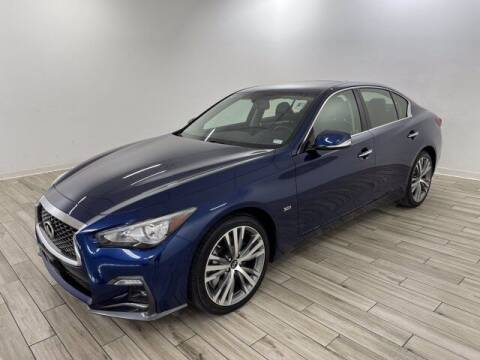 2018 Infiniti Q50 for sale at TRAVERS GMT AUTO SALES - Traver GMT Auto Sales West in O Fallon MO