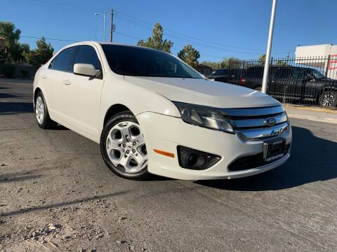2011 Ford Fusion for sale at Boktor Motors in Las Vegas NV