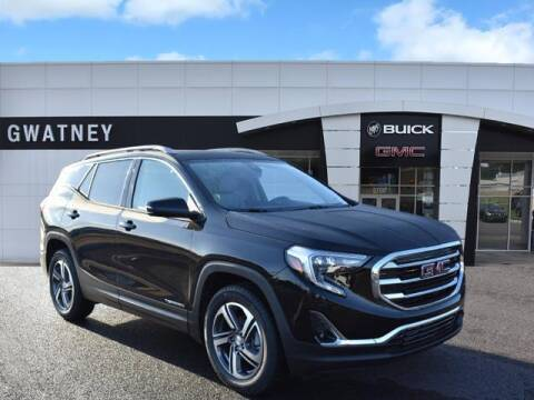 2021 GMC Terrain for sale at DeAndre Sells Cars in North Little Rock AR