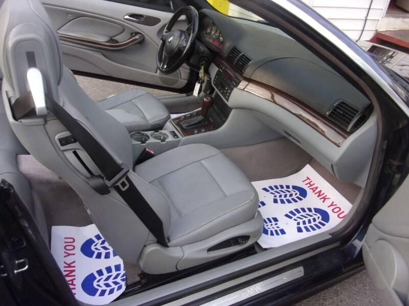2004 BMW 3 Series 325Ci 2dr Convertible - Lanham MD