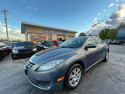 2010 Mazda MAZDA6 for sale at USA Auto Sales & Services, LLC in Mason OH