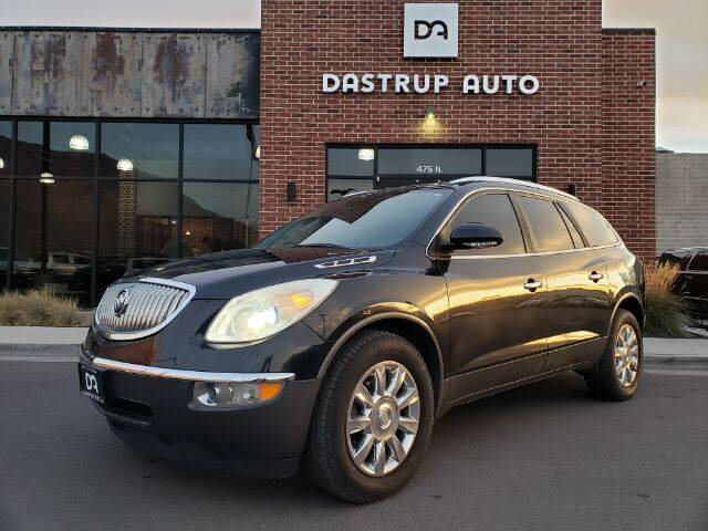 2012 Buick Enclave for sale at Dastrup Auto in Lindon UT