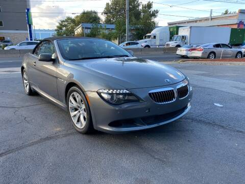 2008 BMW 6 Series for sale at Exotic Automotive Group in Jersey City NJ