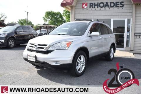 2011 Honda CR-V for sale at Rhoades Automotive in Columbia City IN