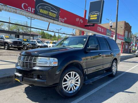 2008 Lincoln Navigator for sale at Manny Trucks in Chicago IL