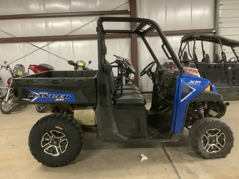 2018 Polaris Ranger XP® 900 EPS Radar  for sale at Road Track and Trail in Big Bend WI
