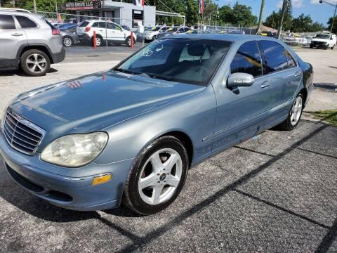 2005 Mercedes-Benz S-Class for sale at America Auto Wholesale Inc in Miami FL