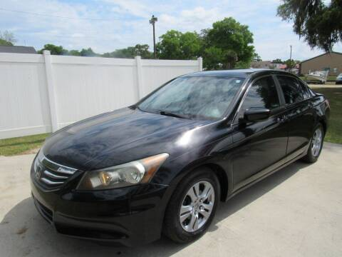 2012 Honda Accord for sale at D & R Auto Brokers in Ridgeland SC