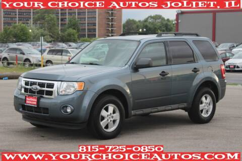 2010 Ford Escape for sale at Your Choice Autos - Joliet in Joliet IL