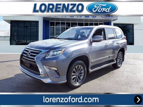 2018 Lexus GX 460 for sale at Lorenzo Ford in Homestead FL