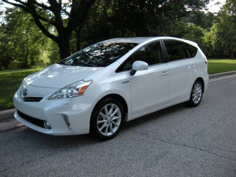 2014 Toyota Prius v for sale at EZ Motorcars in West Allis WI