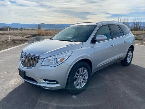2014 Buick Enclave for sale at Motor Jungle in Preston ID