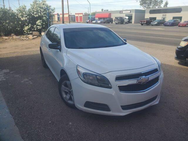 2013 Chevrolet Malibu for sale at Hotline 4 Auto in Tucson AZ
