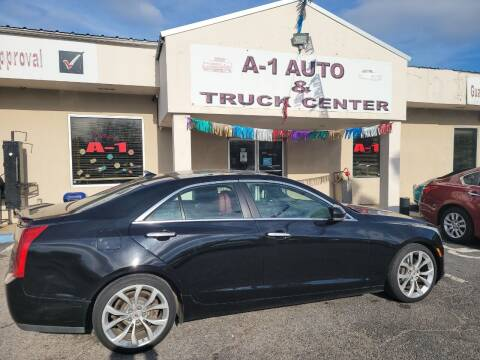 2013 Cadillac ATS for sale at A-1 AUTO AND TRUCK CENTER in Memphis TN
