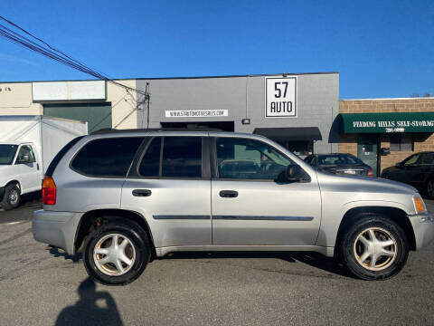2008 GMC Envoy for sale at 57 AUTO in Feeding Hills MA