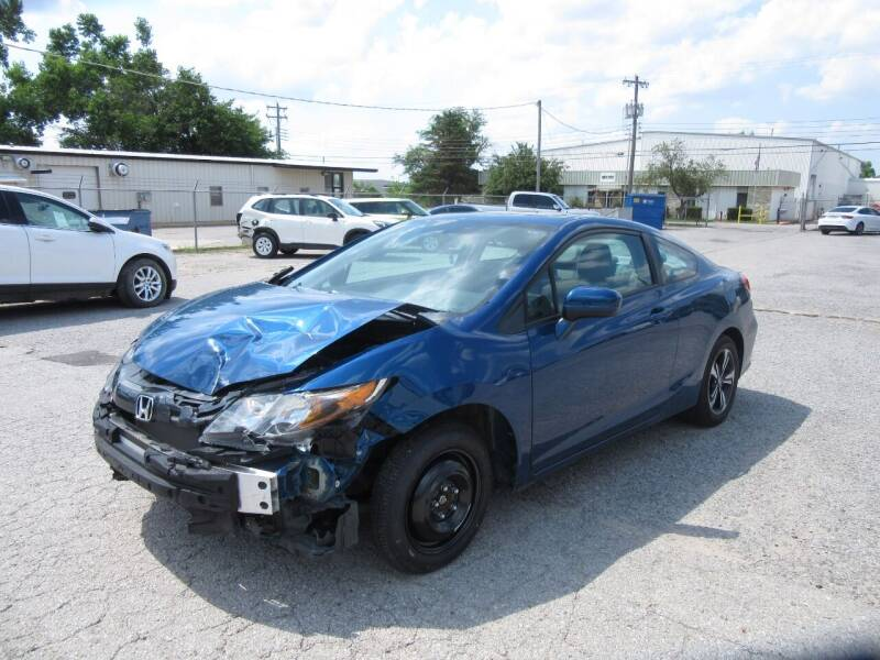 2014 Honda Civic for sale at Grays Used Cars in Oklahoma City OK
