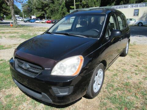 2008 Kia Rondo for sale at Dallas Auto Mart in Dallas GA