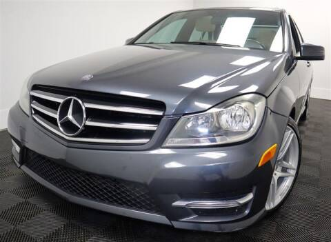 2014 Mercedes-Benz C-Class for sale at CarNova in Stafford VA