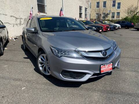 2017 Acura ILX for sale at Buy Here Pay Here Auto Sales in Newark NJ