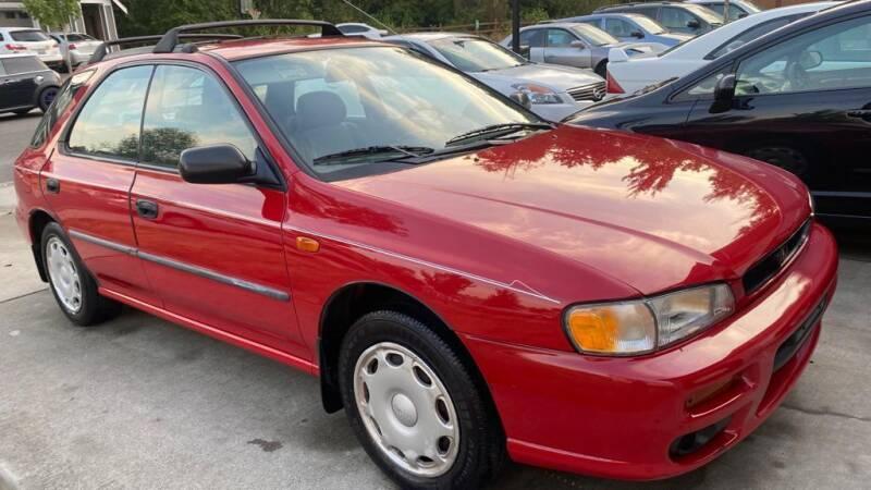 1999 Subaru Impreza for sale at JD Auto Sales LLC in Fife WA