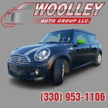 2013 MINI Clubman for sale at Woolley Auto Group LLC in Poland OH