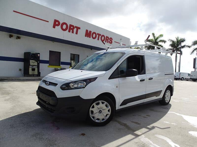 2016 Ford Transit Connect Cargo for sale at Port Motors in West Palm Beach FL