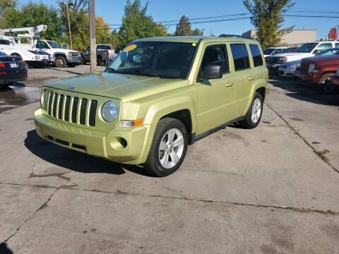 2010 Jeep Patriot for sale at Liberty Auto Show in Toledo OH
