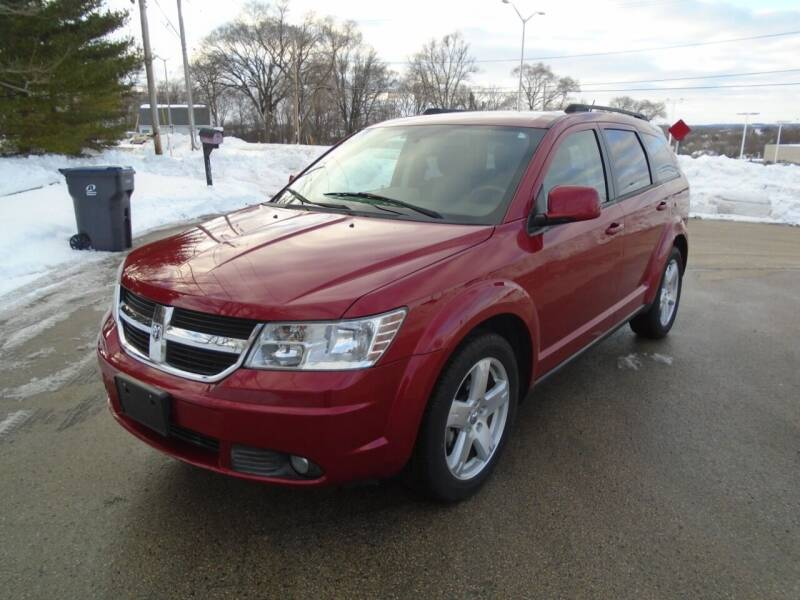 2009 Dodge Journey for sale at Waukeshas Best Used Cars in Waukesha WI