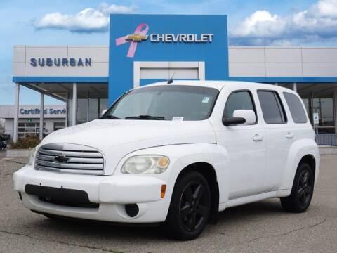 2011 Chevrolet HHR for sale at Suburban Chevrolet of Ann Arbor in Ann Arbor MI