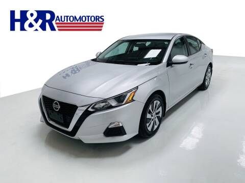 2019 Nissan Altima for sale at H&R Auto Motors in San Antonio TX