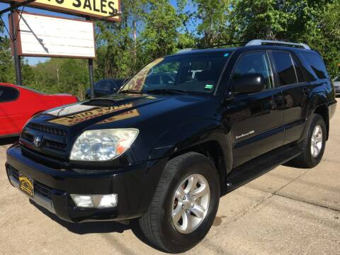 2004 Toyota 4Runner for sale at Town and Country Auto Sales in Jefferson City MO