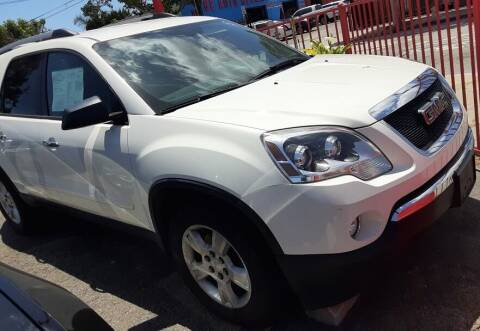 2012 GMC Acadia for sale at Auto Emporium in Wilmington CA