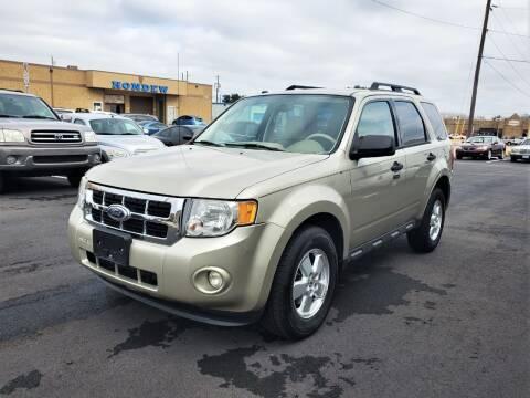 2011 Ford Escape for sale at Image Auto Sales in Dallas TX