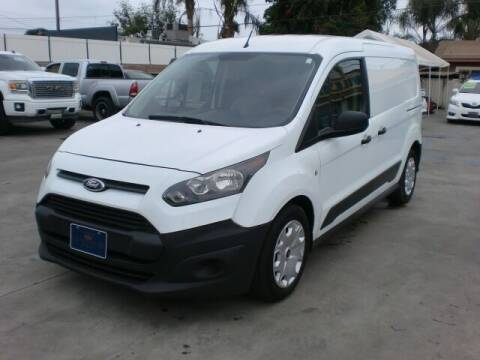 2015 Ford Transit Connect Cargo for sale at Williams Auto Mart Inc in Pacoima CA