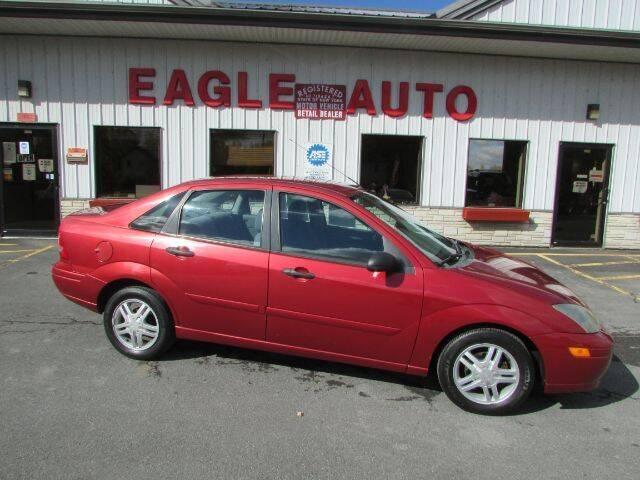 2004 Ford Focus for sale at Eagle Auto Center in Seneca Falls NY